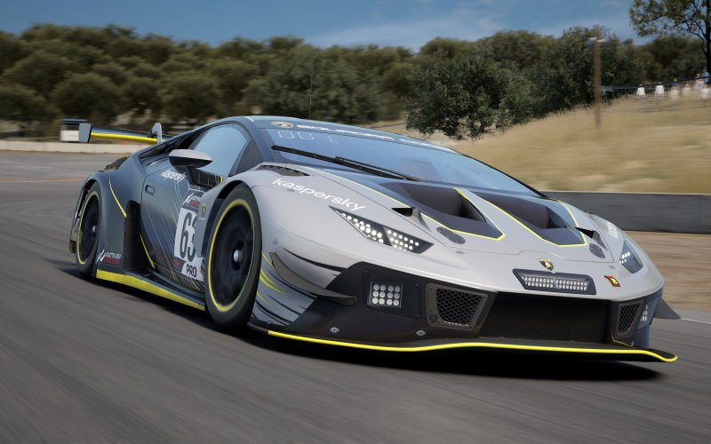 Lamborghini eSports 2nd edition of The Real Race competition for sim racers around the world