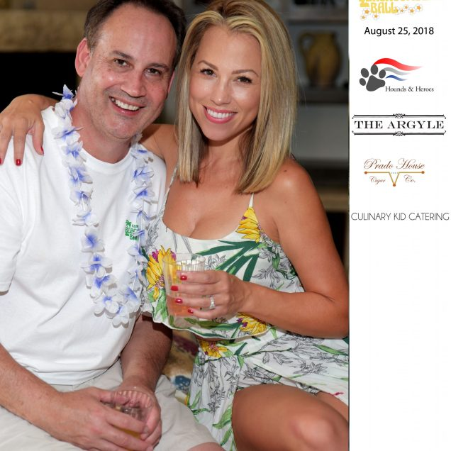 Kandy founder Ron Kuchler and Jessica Hall
