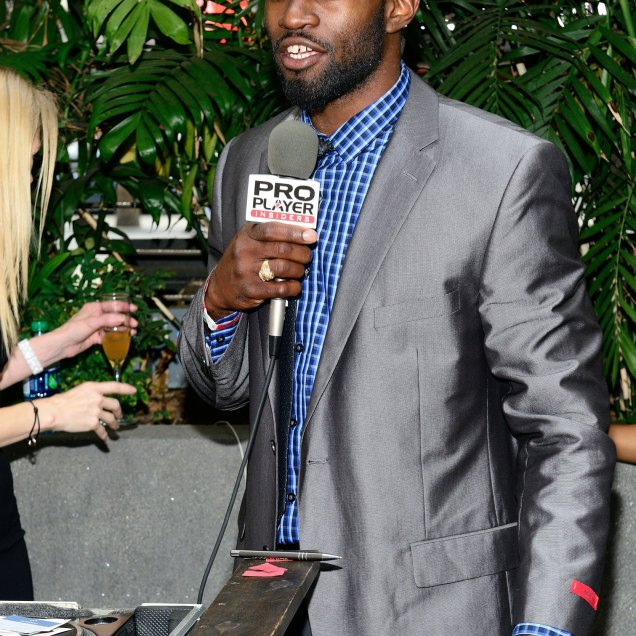 NFL Player Kandy W Hollywood Party