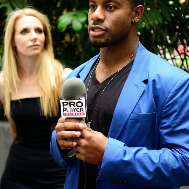 NFL Player W Hollywood Kandy Party