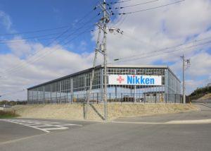 日建リース工業㈱様 京都工場