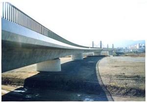 亀岡園部線橋梁新設改良工事