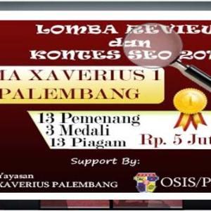 SMA Xaverius 1 Palembang