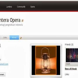 lentera my opera