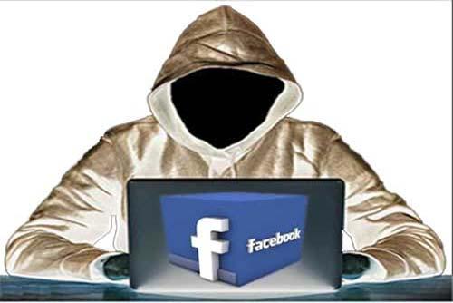bajak facebook