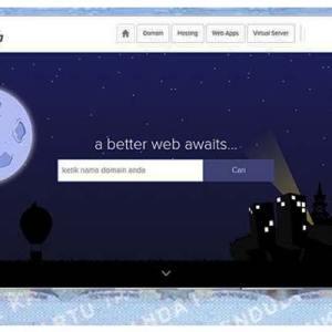 website DomaiNesia