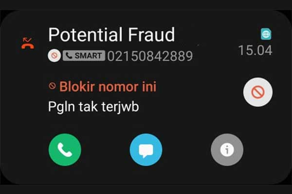 Nomor 021 50842889