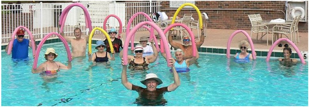 Medibank Feel Good Program- Aqua Aerobics