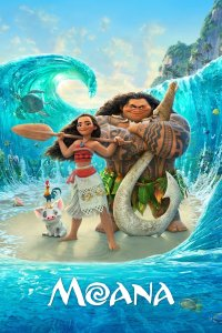 %name Poster for the movie Moana