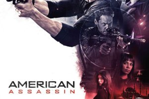 """Poster for the movie """"American Assassin"""""""