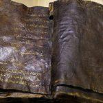 """""""kitab injil berumur 1.500 tahun ditemukan di Turki"""""""