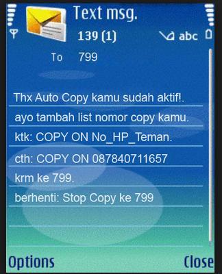 cara menyadap sms hp