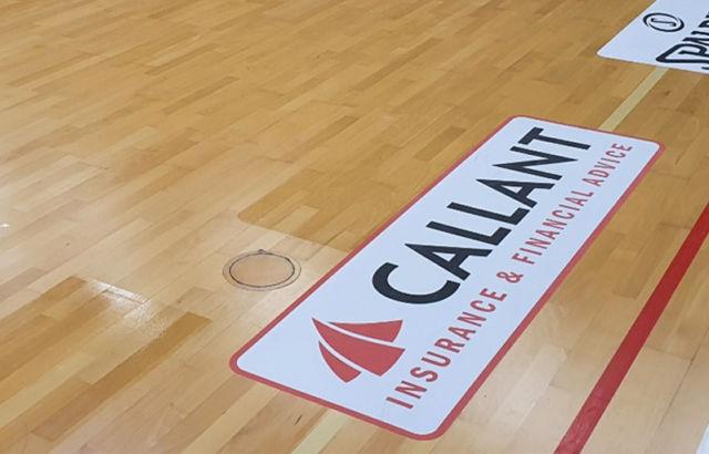 Callant sponsort Kangoeroes Mechelen