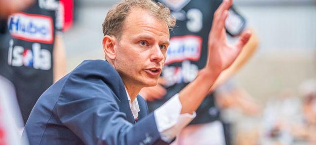nieuwe coach Kristof Michiels
