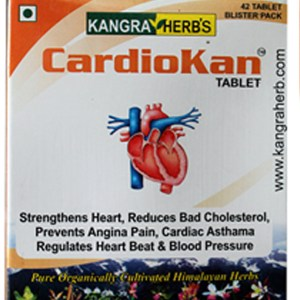 Cardiokan Tab