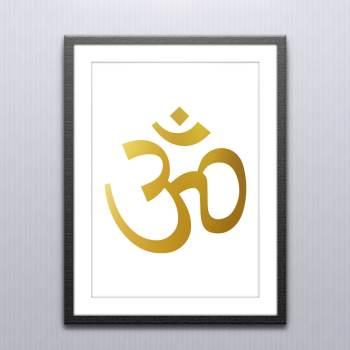 Meditation Wall Art