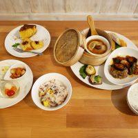 24種のハーブティとマクロビランチで体の中から健康に!『ハーブカフェ PocaPoco』
