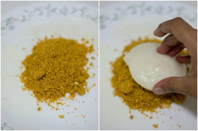coconut-idli-podi-kopparai-idli-milagai-podi-recipe-12