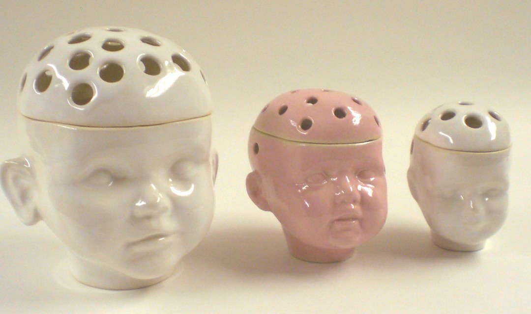 Baby Head Flower Pots