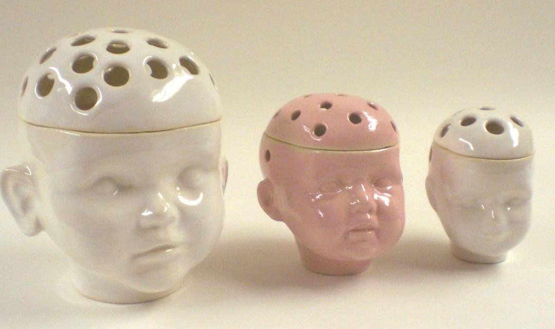 Baby Head Flower Pots