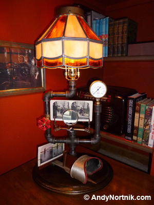 Stereoscope Lamp