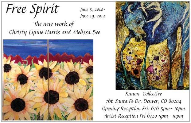 """""""Free Spirit"""" featuring MelissaBee Chaffin and Christy Lynne Harris"""