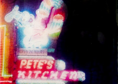 Late Night at Petes by Kym Bloom