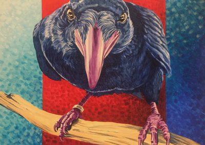 """""""Murder Crow"""""""