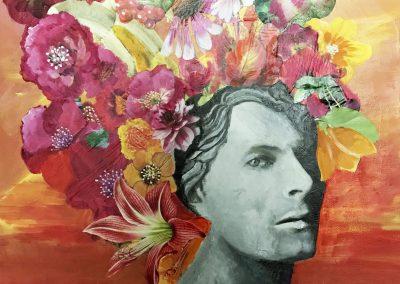 David by Mary Hudgins