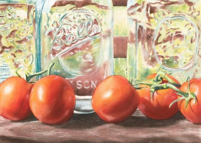 Lisa Garrison - Summer Tomatoes
