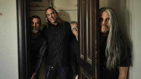 A Grammy-winning metal band will stop at Intrust Bank Arena this summer