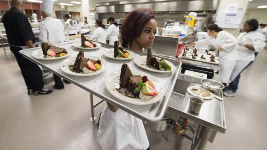 Culinary arts gets a makeover in Kansas City Public Schools   The     Culinary arts gets a makeover in Kansas City Public Schools   The Kansas  City Star