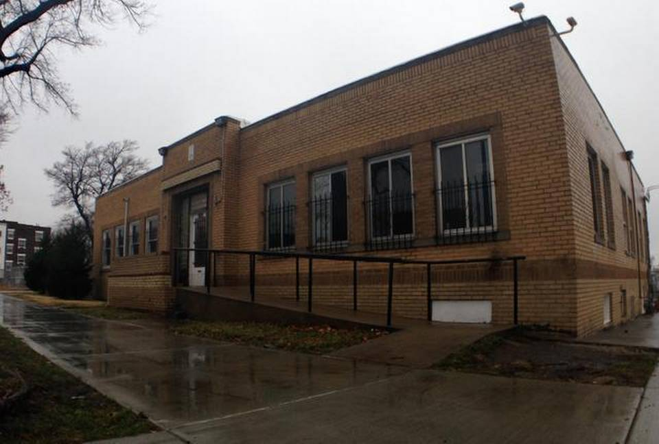 The Somali Center of Kansas City at Admiral Boulevard and Lydia Avenue
