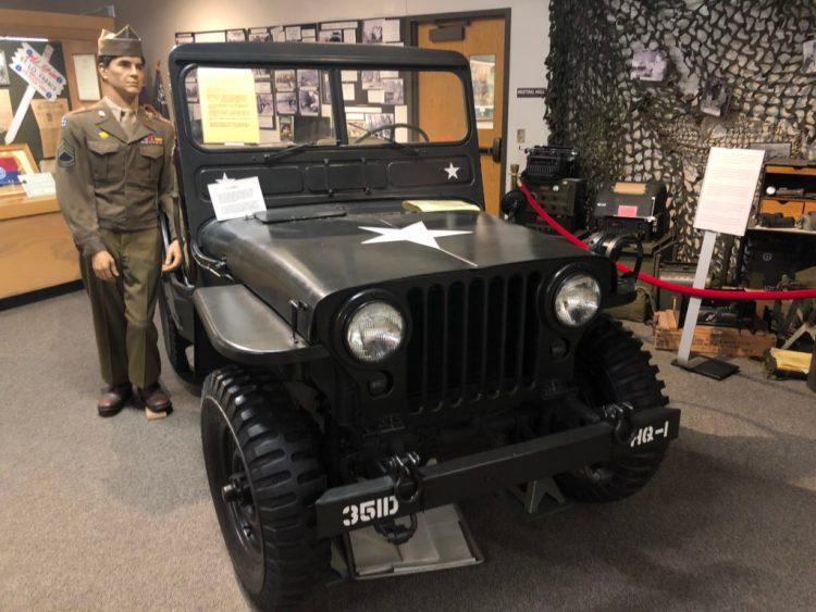 Jeep Command Vehicle