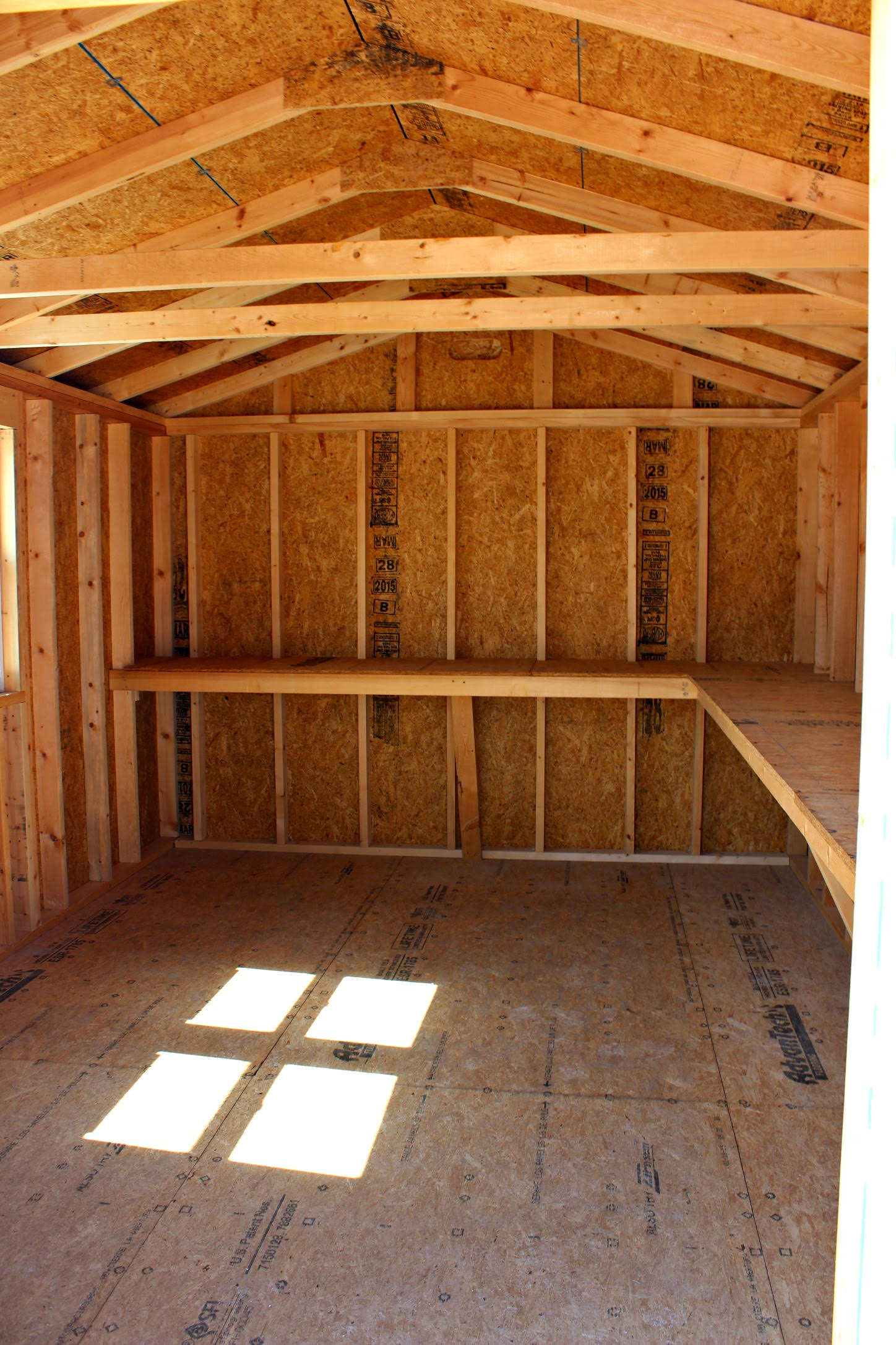 Amish Built Quaker For Sale In Ks Kansas Outdoor Structures