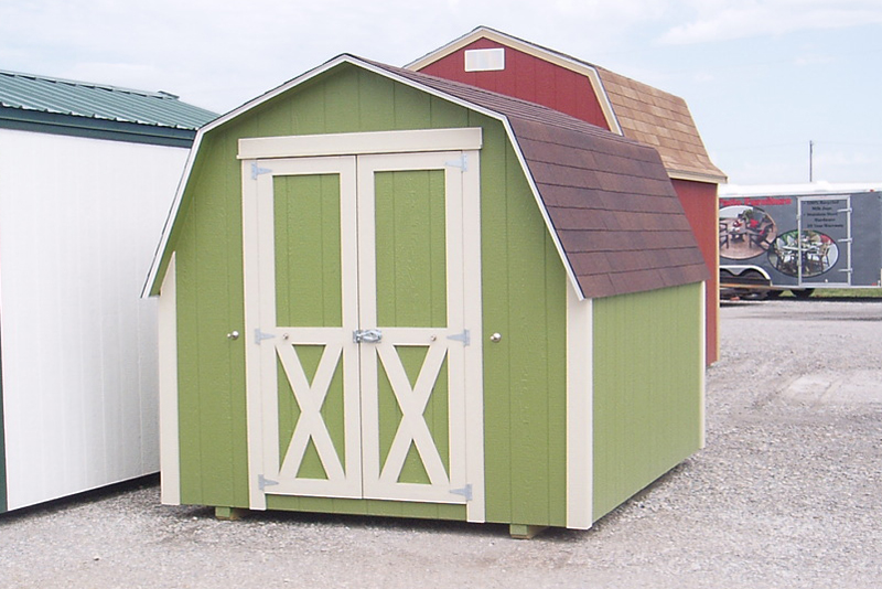 Buy A Storage Shed Barn In KS Kansas Outdoor Structures