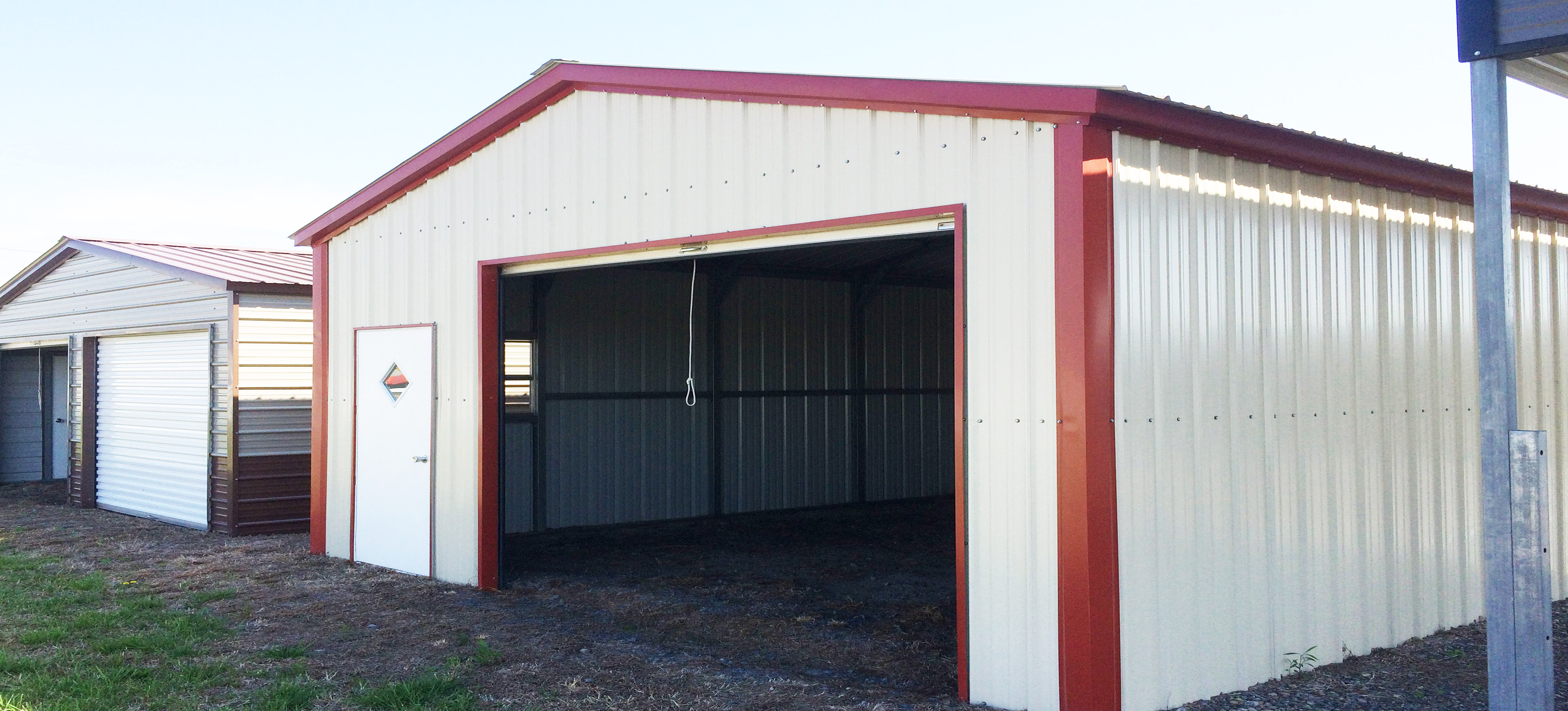 Custom Carport In Kansasjpg Kansas Outdoor Structures