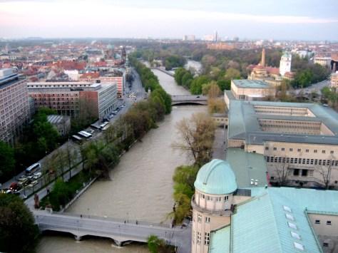 Deutsches Museum auf der Isarinsel