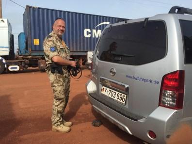 FW Stephan I. - BW Fuhrpark in Mali
