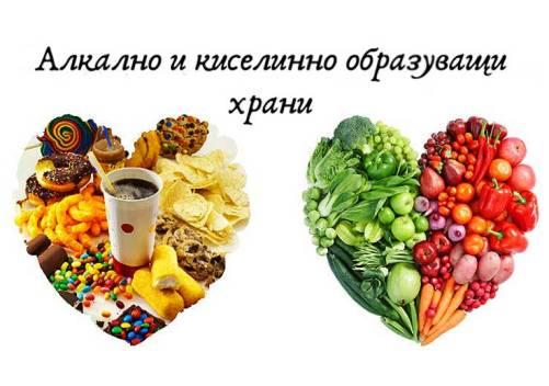 Топ шест алкални храни, които да ядем всеки ден за добро здраве