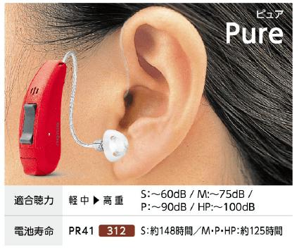 シーメンス補聴器 プライマックス 評判