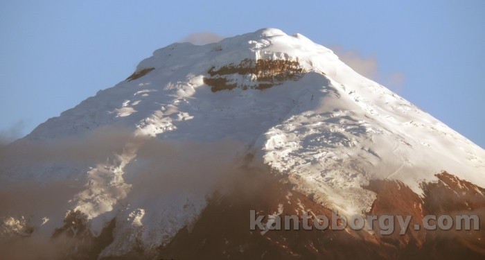 Naturaleza viva, Cotopaxi sin Erupción, Leonardo S Vivar