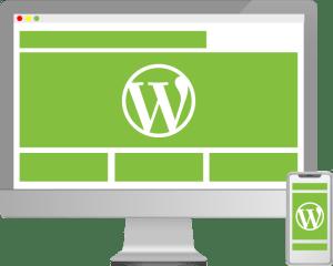 WordPress screen Kantoor260