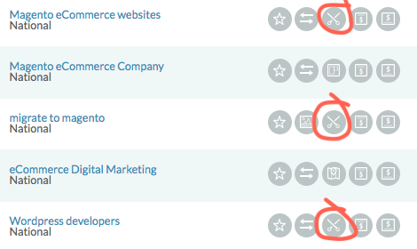 Snippet Icon Examples in MOZ | Kanuka Digital
