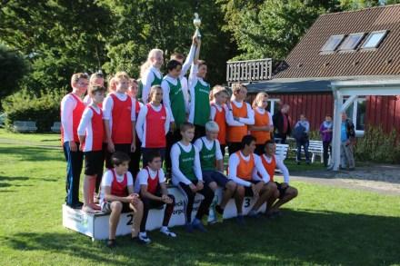 Staffel Schüler A Sachsen 1. Platz