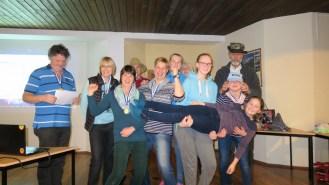 wir sind DDR- Meister / ODM