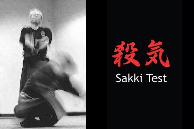 Soke Hatsumi – Sakki-Test