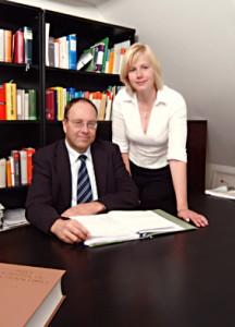 Rechtsanwälte Torsten Behm und Katja Timm