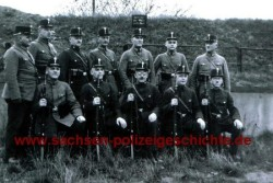 Sachsenpolizei