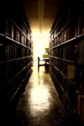 Uris Library Stacks